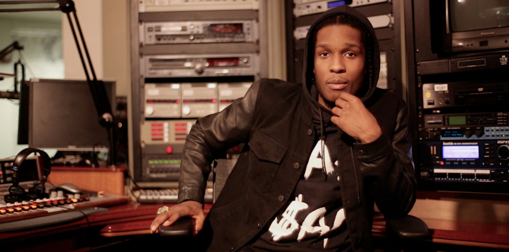 Look out for AlLindstrom.com's up-close and personal sit-down with @ASVPXROCKY dropping tomorrow Shot by @jFlei