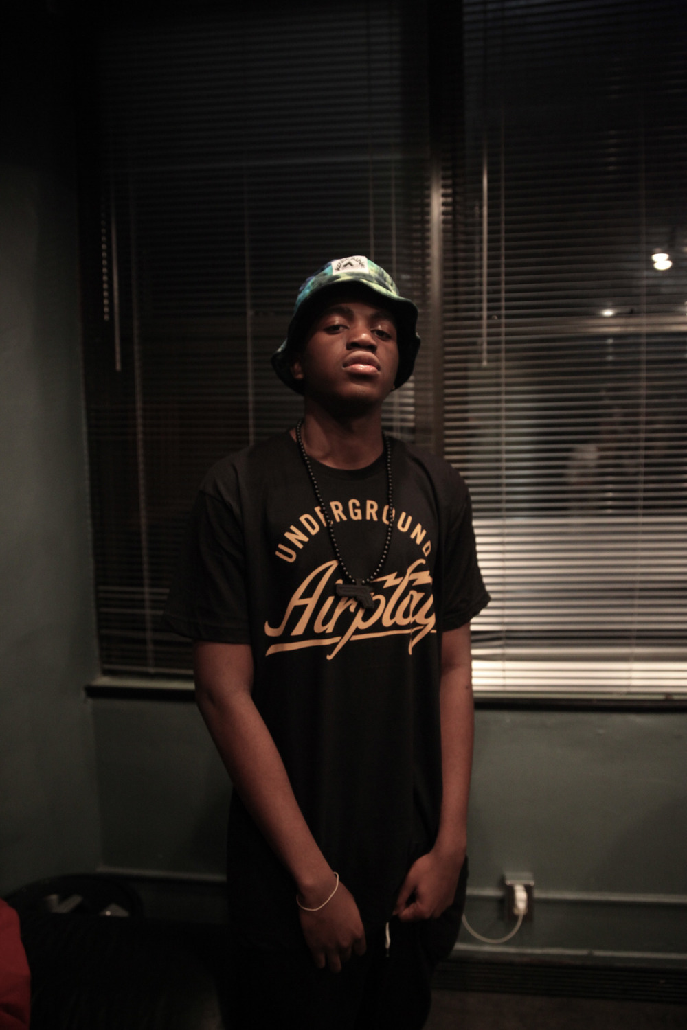 @KirkKnight posted.    Shot by  @jFlei