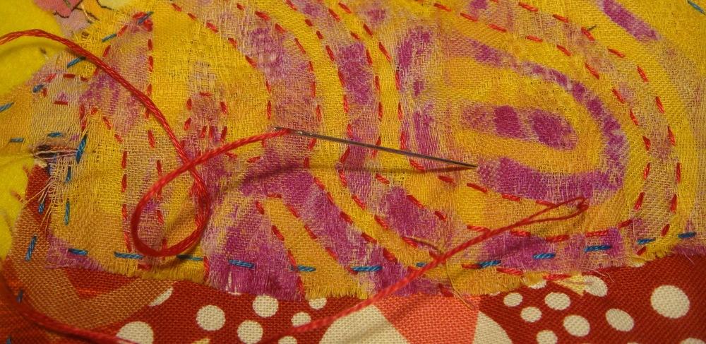 Shimoda Accessories Textile Art