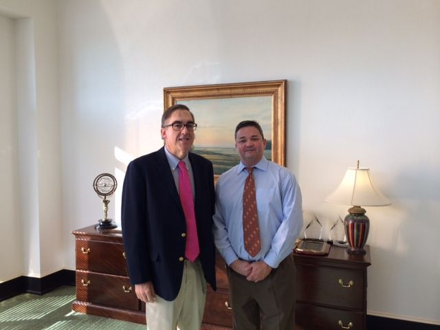 Matt Pipkin and Stephen Shade in the office at 890 Bestgate Road, Annapolis MD.  Feel free to call them at 410-571-1449.