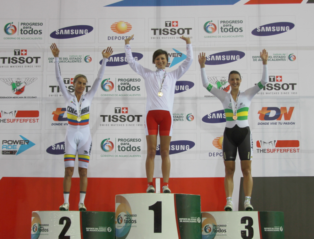 2013 Track World Cup – Aguascalientes