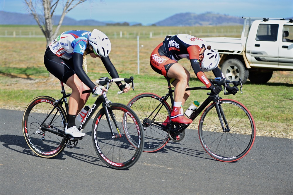 2015 The Oatley Winery Scratch Race