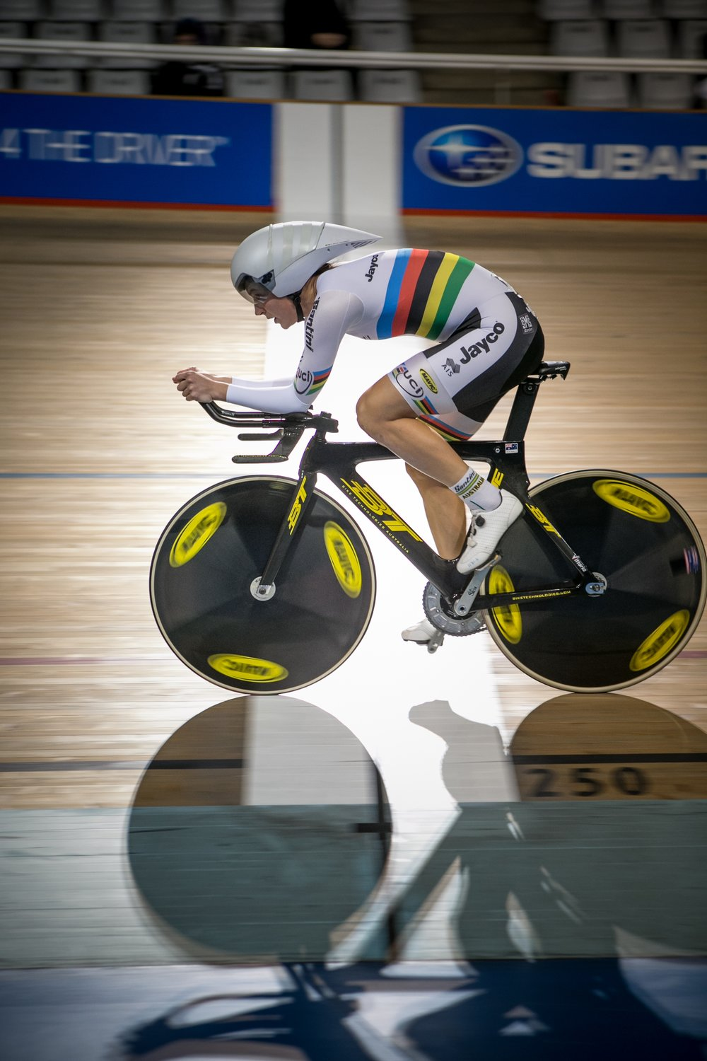 2015 International Track Series - Adelaide