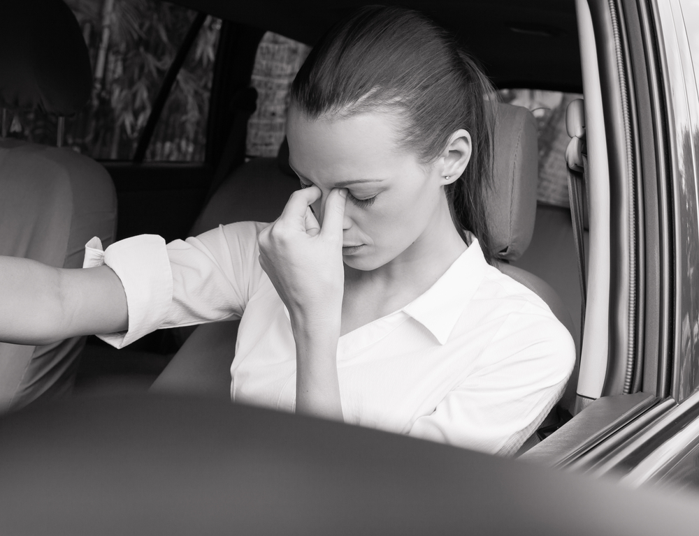 Is driving stressing you out?