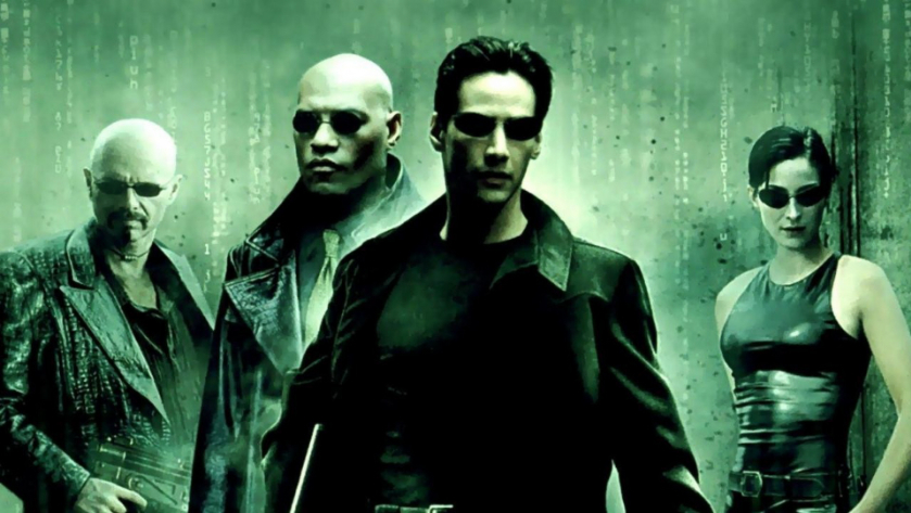 The Matrix movie.