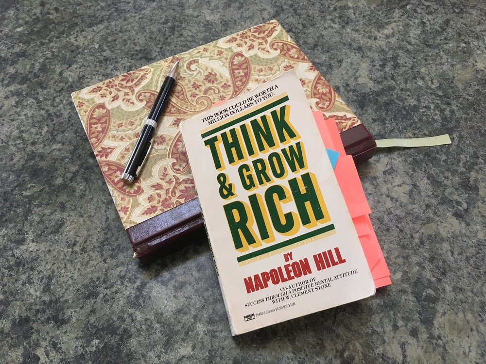 think and grow rich review Think and grow rich (1937) napoleon hill in our culture, any book with the words 'rich' or 'success' in the title has a better than average chance of selling well money and external achievement are basic to our time, as rank and honour were to the middle ages.