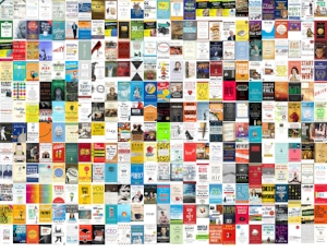 300 books and counting...
