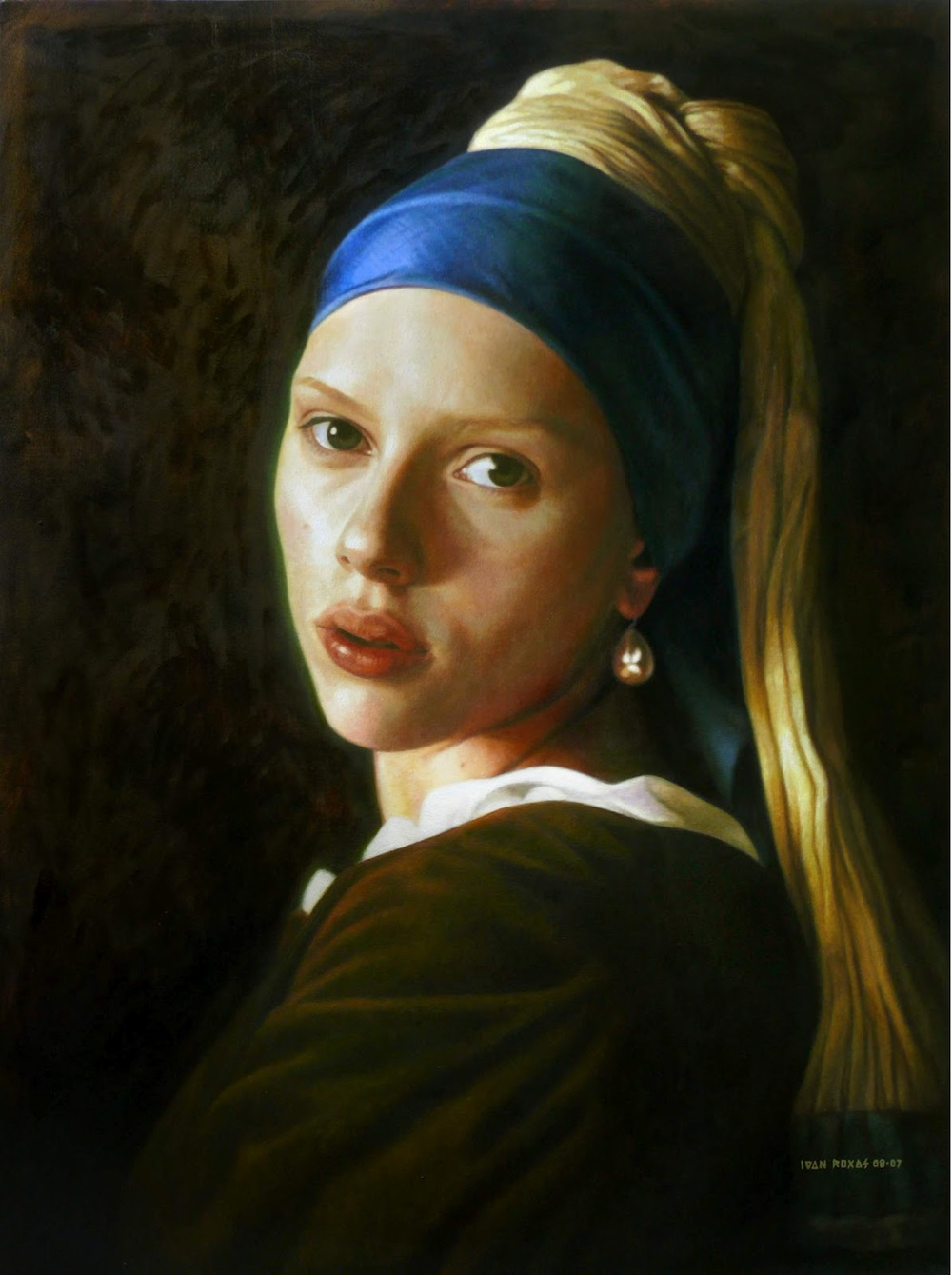 One of the best-loved paintings in the world is a mystery. Who is the model and why has she been painted? What is she thinking as she stares out at us? Are her wide eyes and enigmatic half-smile innocent or seductive? And why is she wearing a pearl earring? For further illumination read the novel by Tracy Chevalier and of course come see the film.