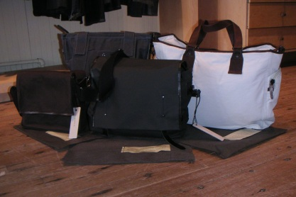 Lex Tote, Jonah Trip, Sam Cycle, Bowen Day