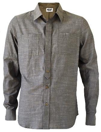 NSF Hagan Woven Shirt