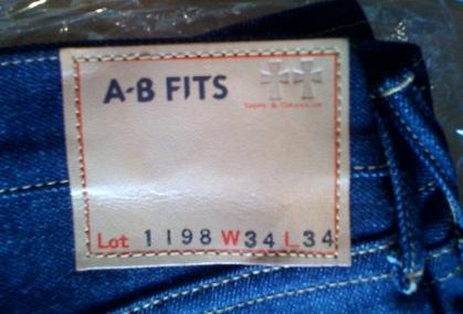 D+D/AB Fits Lot#1198