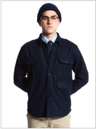 Apolis Activism Cpo Jacket Parker Workshirt Ab Fits