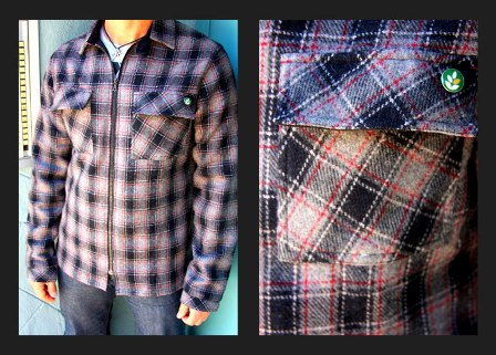 India Plaid Shacket