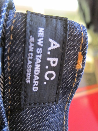 A.P.C. - New Standard