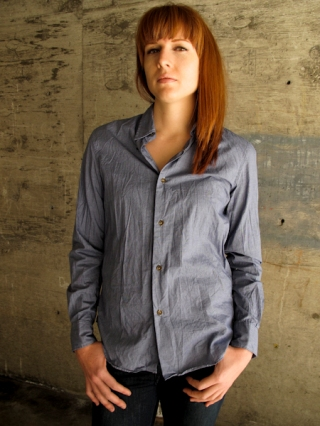 Hollander & Lexer - RJ Shirt - blue