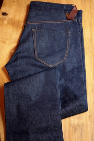 Rising Sun & Co. Organic Selvage Ride Em
