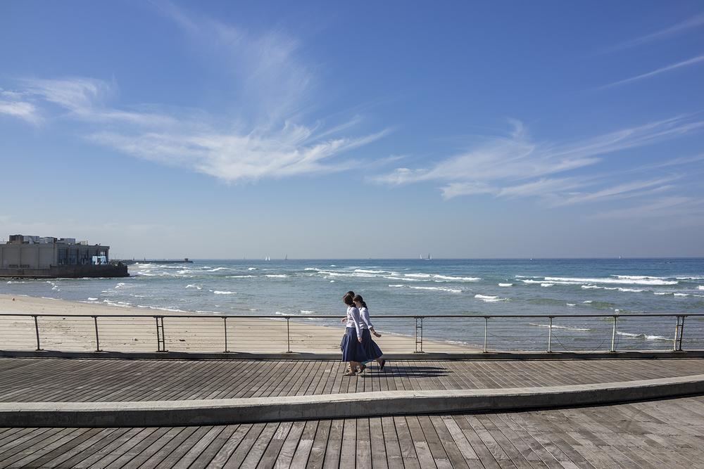 Tel-Aviv, Israel. October 2013.