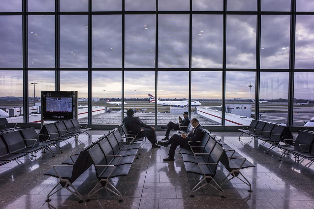 Heathrow Airport | London, United Kingdom. January 2015.