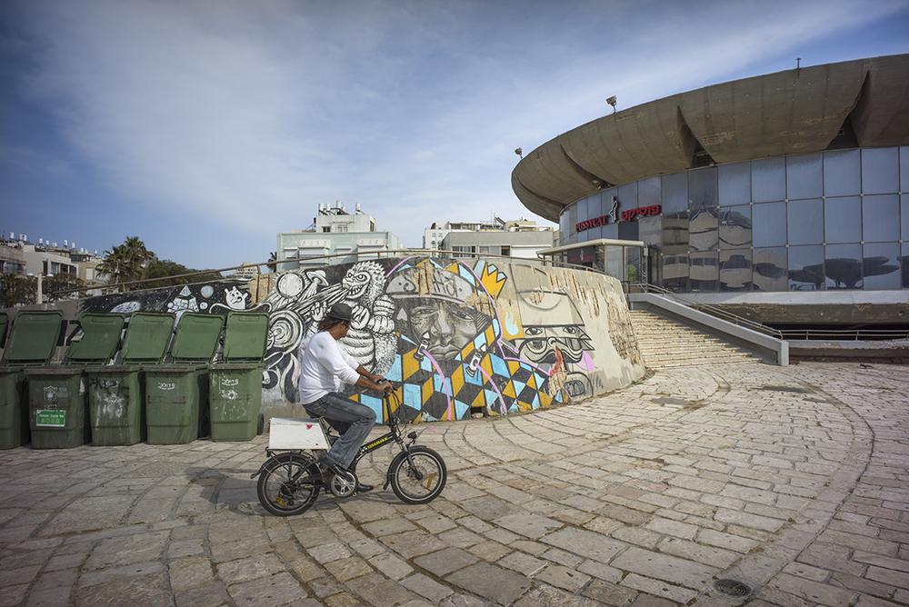 Tel-Aviv, Israel. March 2015.