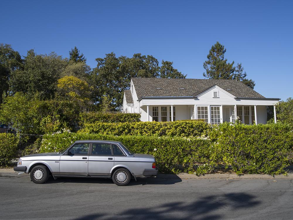 Redwood City, California. September 2015.