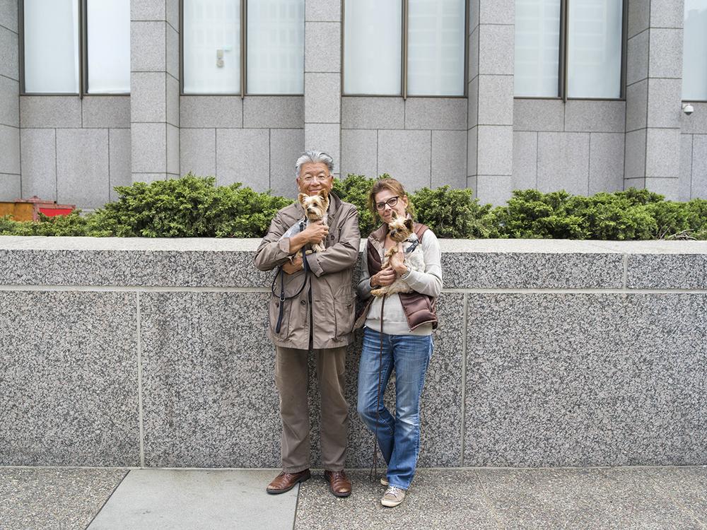 Philip and Cynthia |San Francisco, California. September 2015.