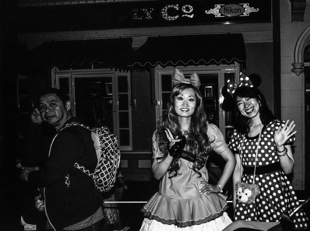 Disneyland | Anaheim, California. October 2015.