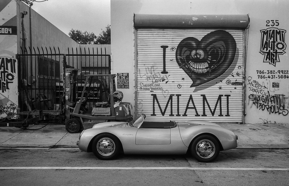 Miami, Florida. December 2015.