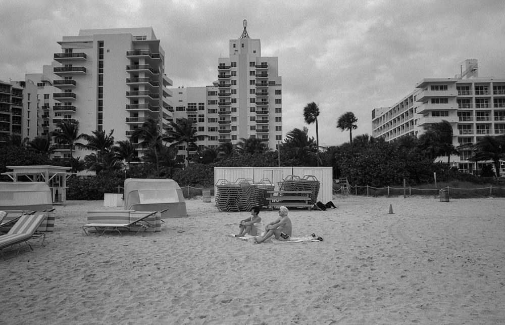 Miami Beach, Florida. December 2015.