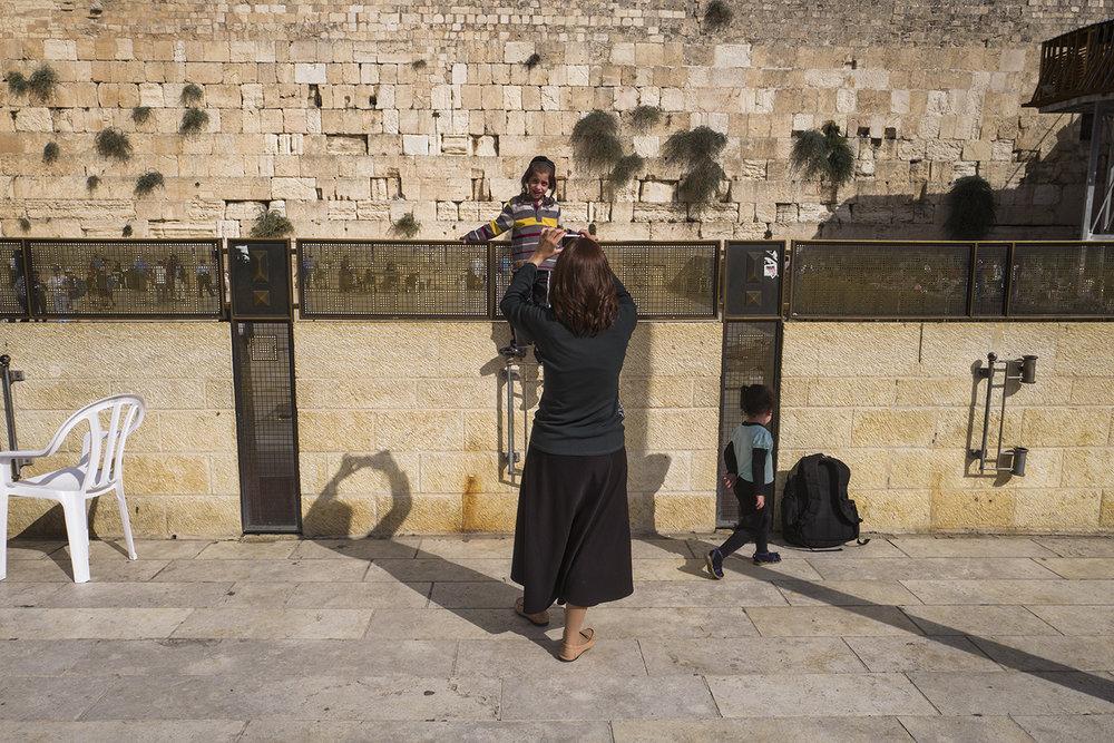 Jerusalem, Israel. October 2016.