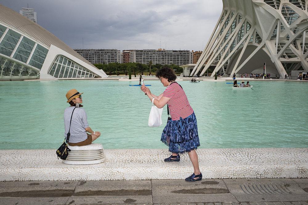 Valencia, Spain. August 2017.