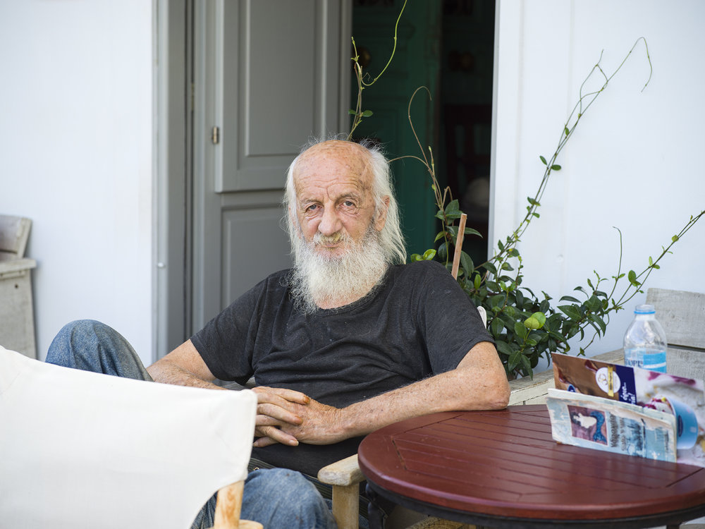 Galaxidi, Greece. July 2018.