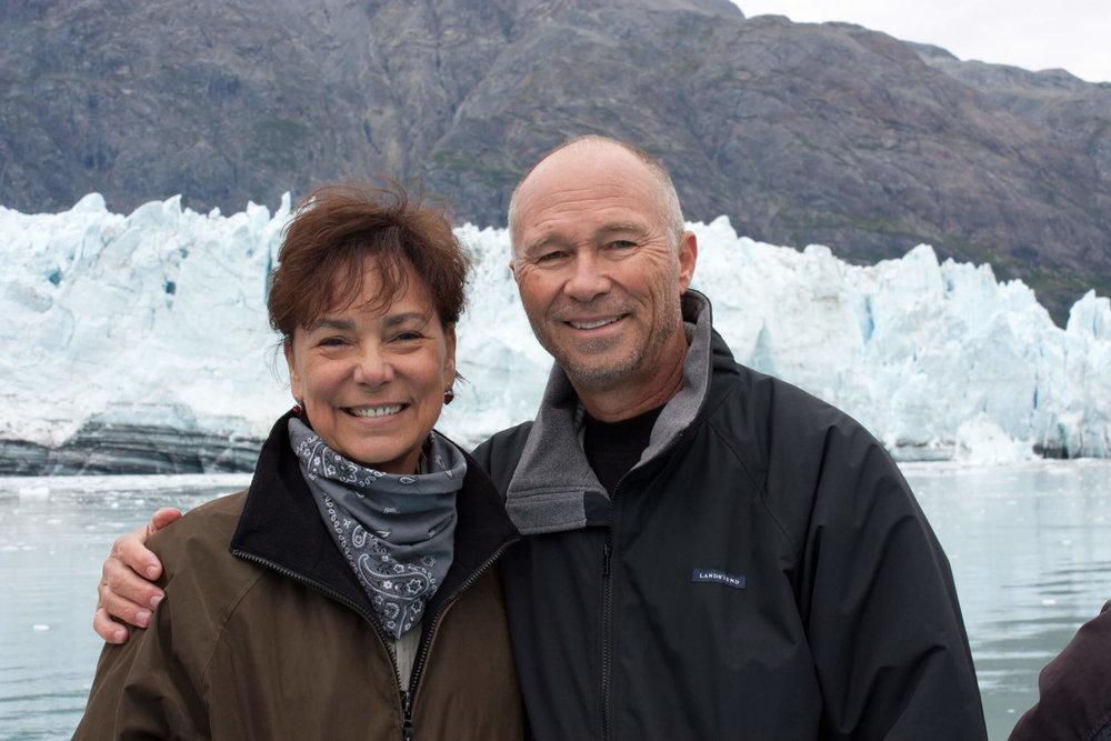 Trekking Glacier Bay. Park visit  #26.