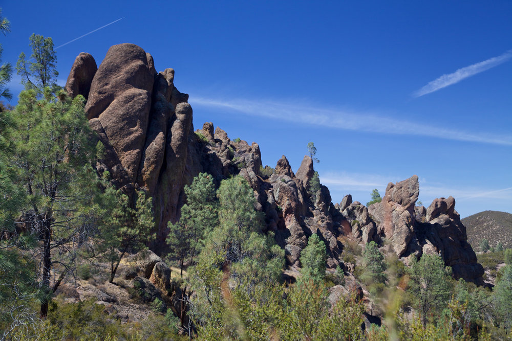 Pinnacles at Pinnacles. Park visit  #42 .