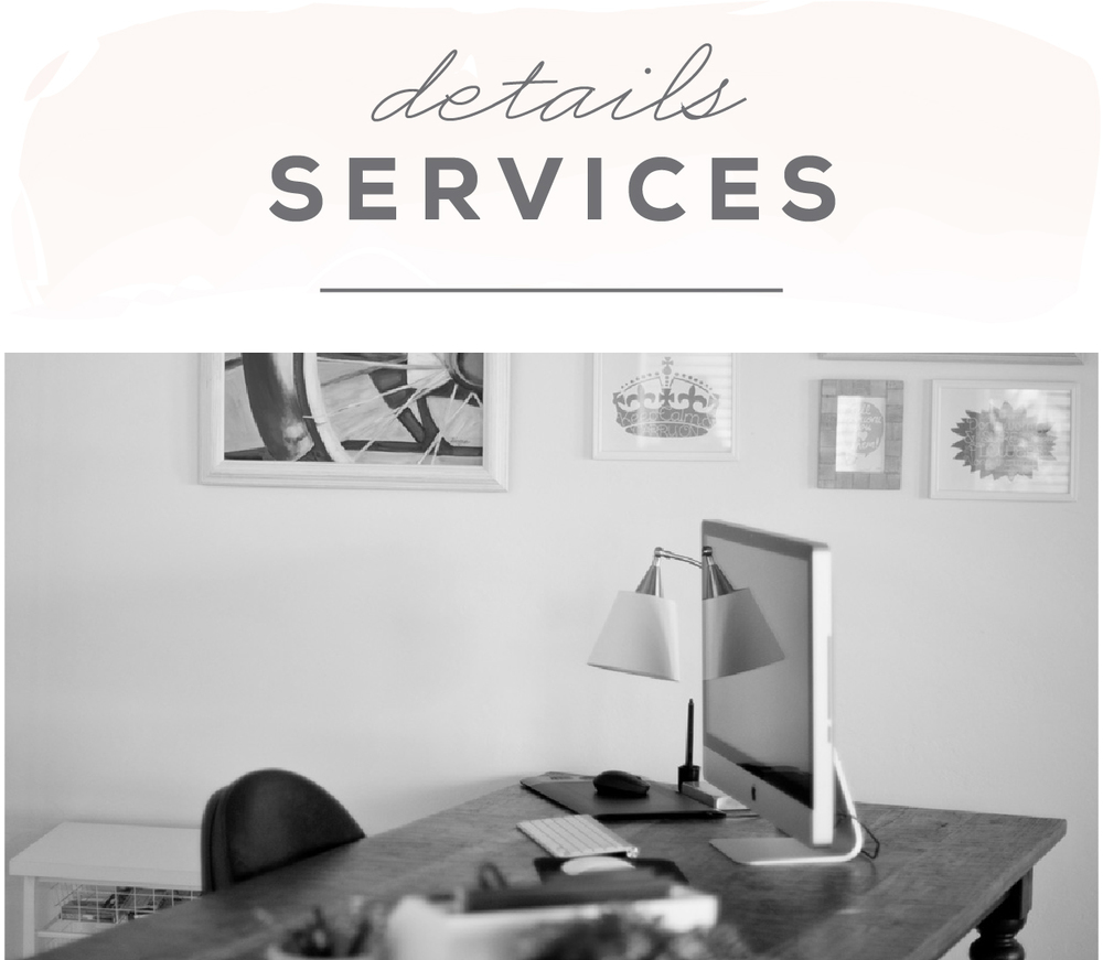 |  SERVICES  |