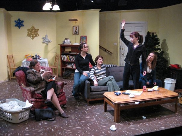 """Loyal Women"" at Theatre Banshee. LA WEEKLY Nominee Best Supporting Actress"