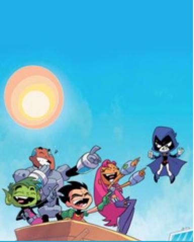 "Teen Titans Go! #30 - ""Burrito-ing The Hatchet"""
