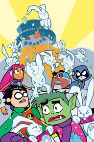 """Teen Titans Go! #32 - """"Snowbunny's Fool"""""""