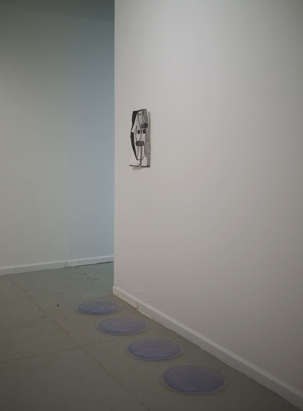 Tracy Thomason. Installation View.