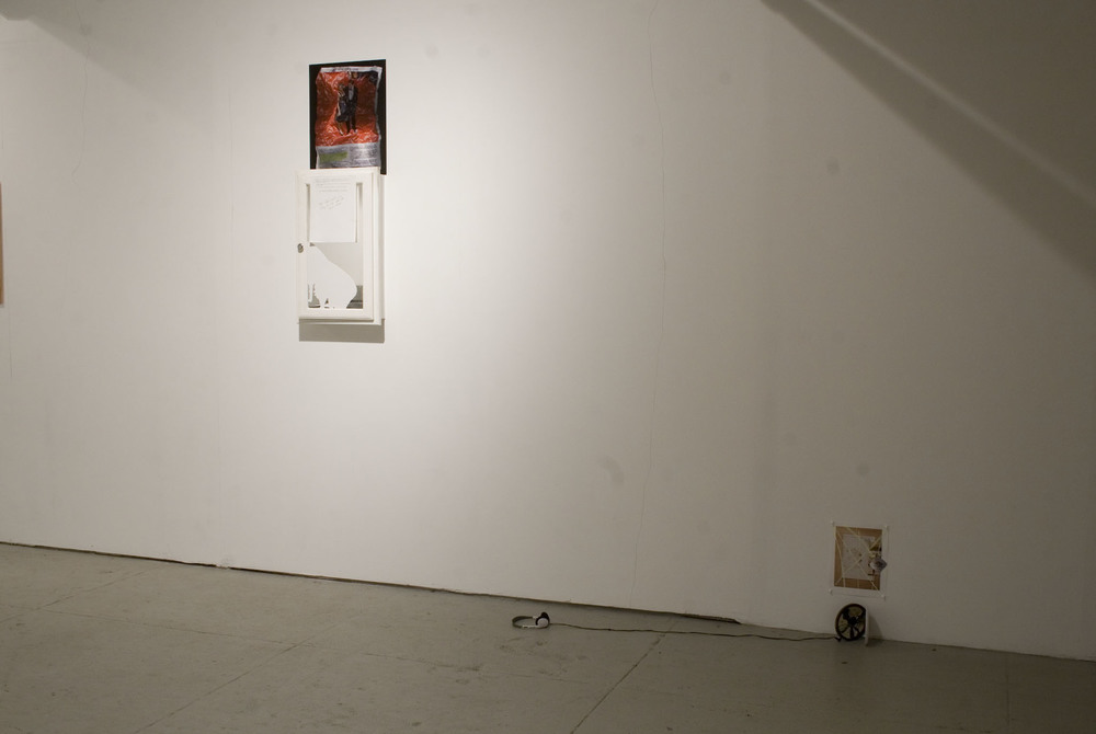 Correspondences (Ex-Spy) at Gallery 106 Green, Brooklyn NY November 2009_14.JPG