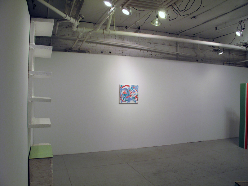 Installation View. Melissa Hopson and Eric Palgon.