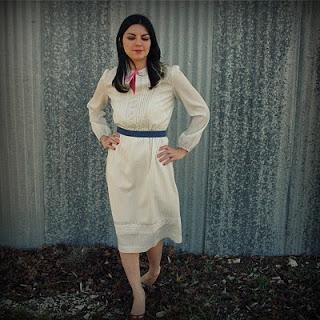 Dalena Vintage Dress