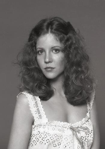 Vintage 1970s eyelet blouse