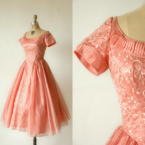 Shop Vintage | Vintage Spring Dresses — Vintage Clothing Store ...