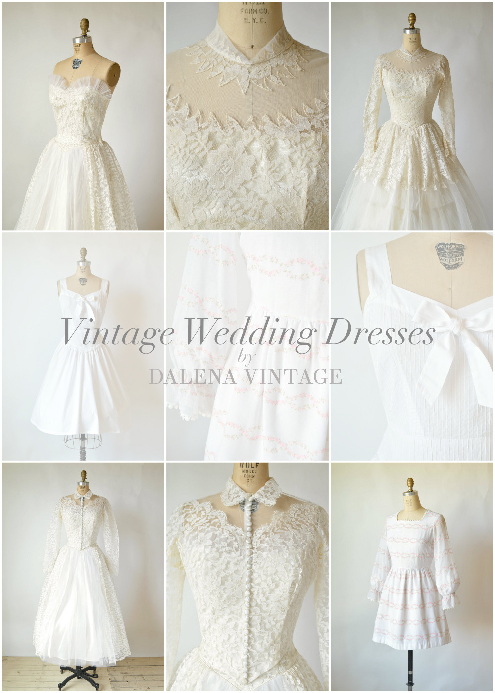 Shop Vintage | Wedding Dresses — Vintage Clothing Store Online ...