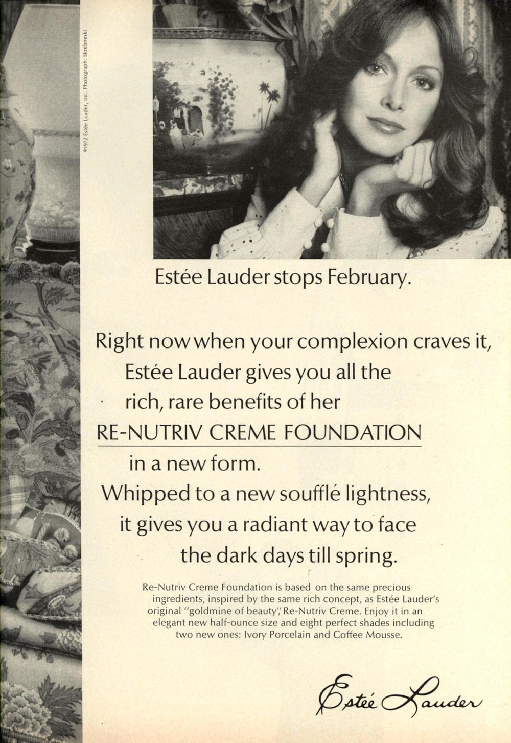 Vintage 1970s Ad