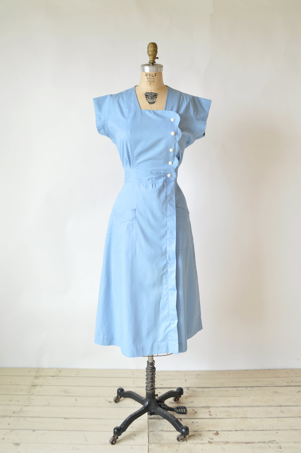 Vintage Dress via Dalena Vintage