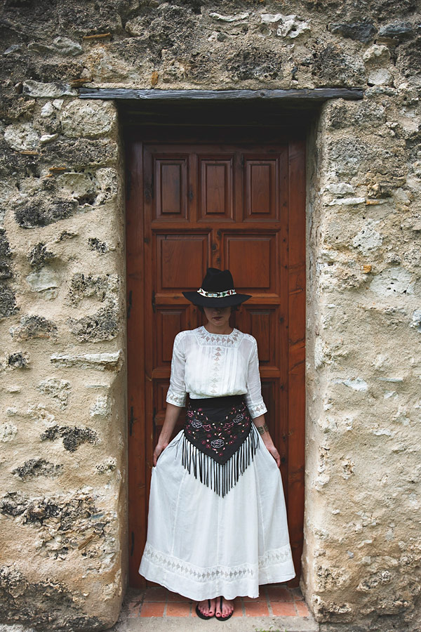 Dalena Vintage Edwardian Lookbook