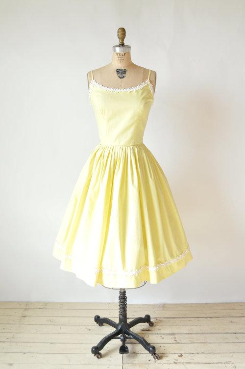 Shop Vintage | Summer Dresses — Vintage Clothing Store Online ...