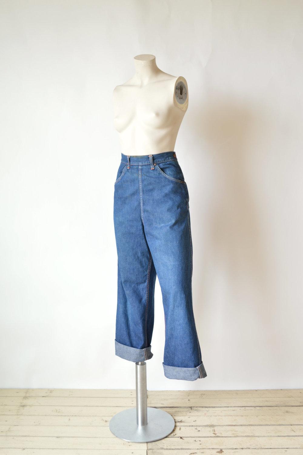 1940s Jean Pants