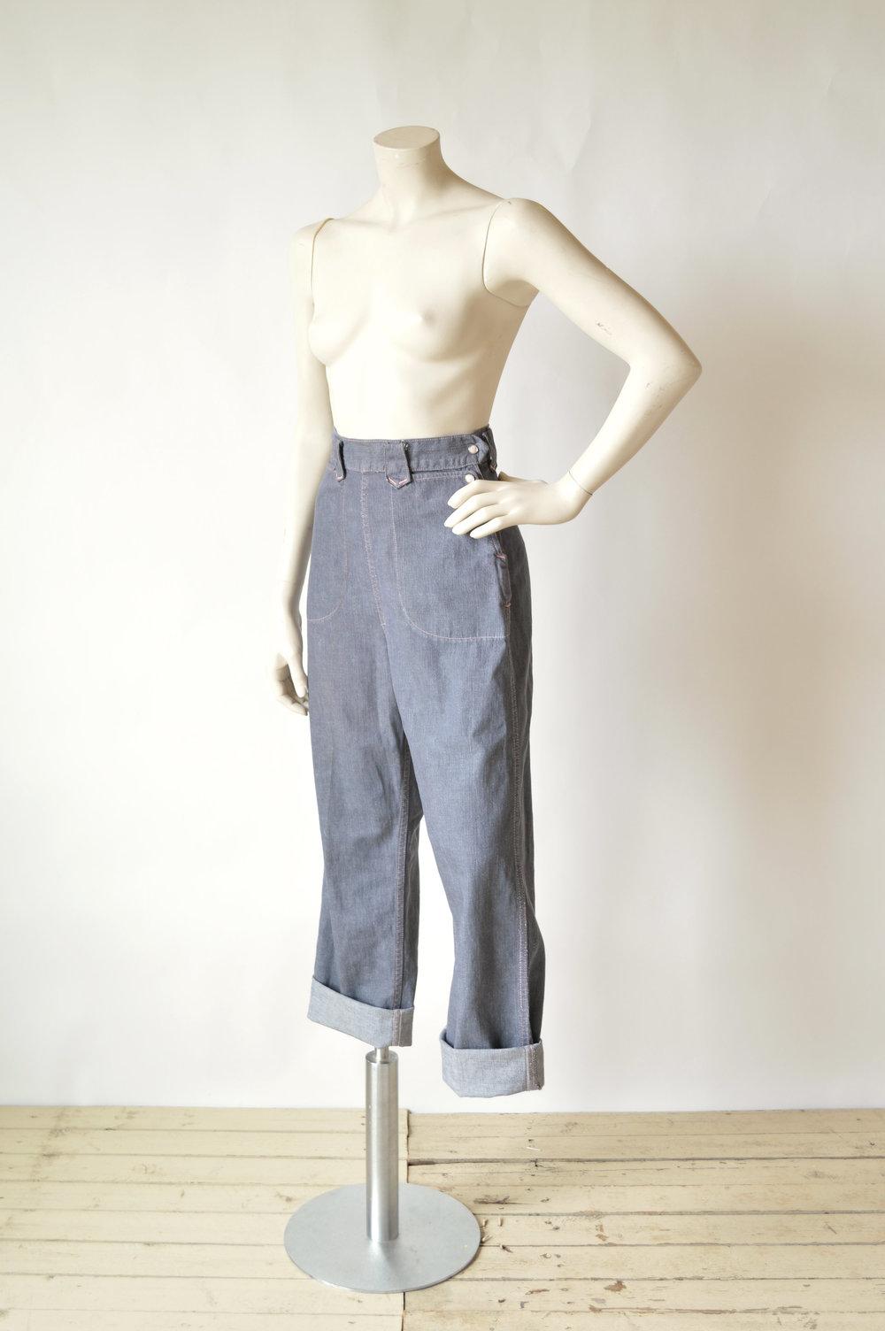 Vintage 1940s Jeans